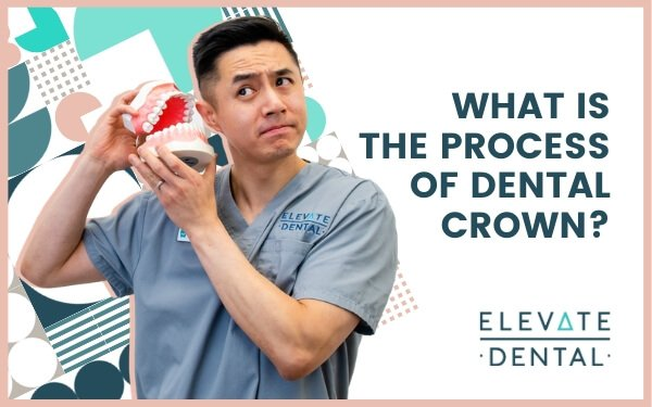 What Is The Process Of Dental Crown?