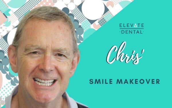 Chris' Smile Makeover