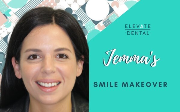 Jemma's Smile Makeover