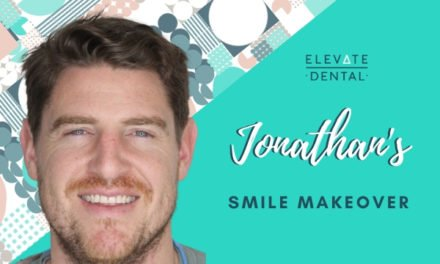 Jonathan's Smile Makeover