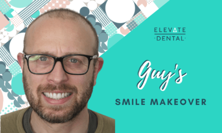 Guy's Smile Makeover