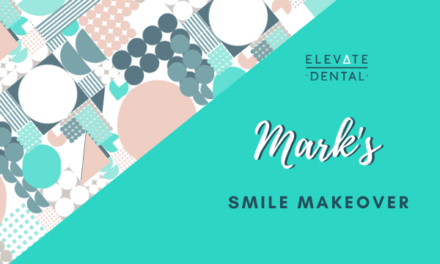 Mark's Smile Makeover in Camberwell
