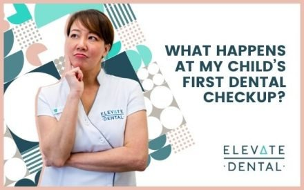 What Happens at My Child's First Dental Checkup?