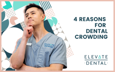 4 Reasons for Dental Crowding