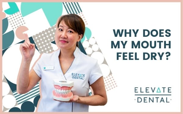 Why Does My Mouth Feel Dry?